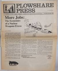 Plowshare Press; Volume 7 Number 6, Nov.-Dec. 1982