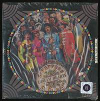 [Vinyl Record]: Sgt. Pepper's Lonely Hearts Club Band