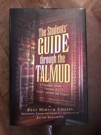 image of The Students' Guide Through the Talmud