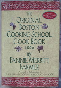 image of The Original Boston Cooking-School Cook Book