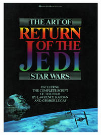 image of Star Wars: The Art of the Return of the Jedi