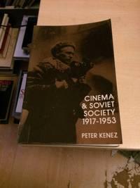 image of Cinema and Soviet Society, 1917-1953