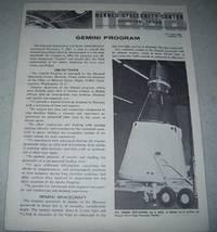 Gemini Program Fact Sheet 291