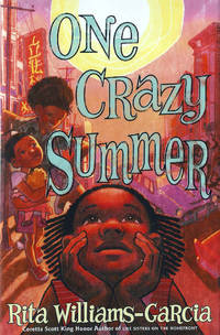 One Crazy Summer (SIGNED, Newbery Honor, Coretta Scott King Award)