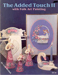 The Added Touch II with Folk Art Painting