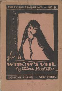 The Widow's Veil, a Comedy in One Act, As Played by the Provincetown Players [Flying Stag Plays...