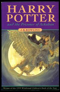 Harry Potter and the Prisoner of Azkaban [First Paperback Edition] by  [born 1965]  J. K. - Paperback - First Edition - 1999 - from Little Stour Books PBFA and Biblio.com