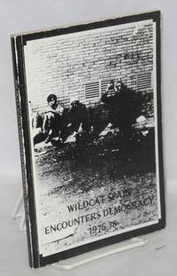 Wildcat Spain encounters democracy, 1976-78