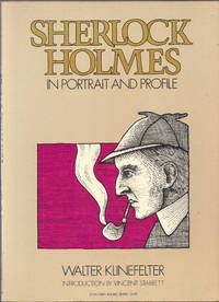 image of Sherlock Holmes in Portrait and Profile