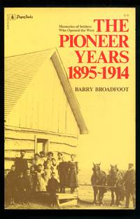 The Pioneer Years 1895 -1914