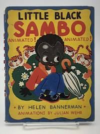 Little Black Sambo. Animated!