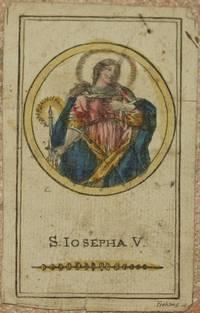 S. IOSEPHA V. (Santa Genoveffa)