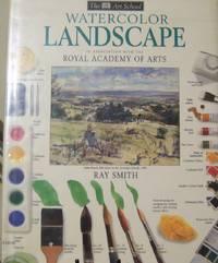 Watercolor Landscape (DK Art School)
