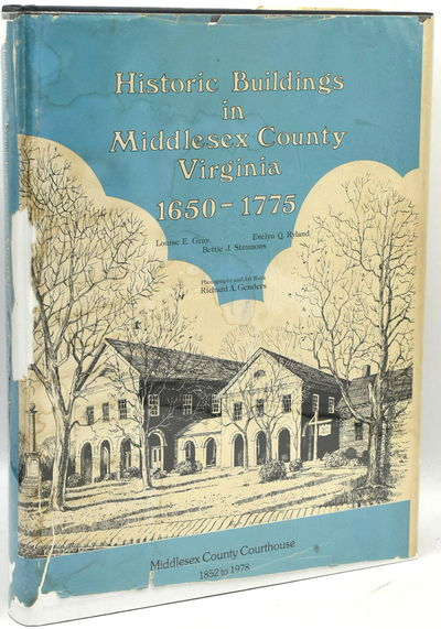 Middlesex County Bicentennial Book Committee, 1978. First Edition. Hard Cover. Very Good binding/Goo...