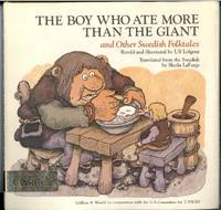 THE BOY WHO ATE MORE THAN THE GIANT by LaFarge, Sheila