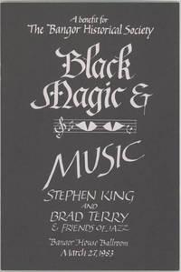 BLACK MAGIC & MUSIC