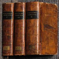 Religionis Naturalis Et Revelatae Principia In Usum Academicae Juventutis  [ct In 3 Volumes]