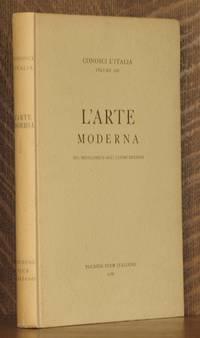 L'ARTE MODERNA, DAL NEOCLASSICO AGLI ULTIMA DECENNI, COGNOSCI L'ITALLIA VOL. XII (INCOMPLETE SET)