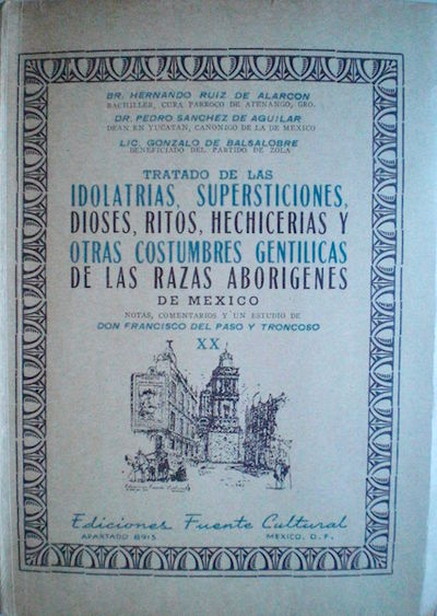 Mexico City: Ediciones Fuente Cultural/ Libreria Navarro, 1953. Second edition. Octavo, 22.5 x 16.5c...