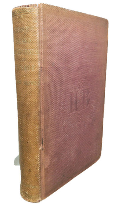 New York: Harper & Brothers Publishers, 1864. First Edition. Very Good. ; vii, 436 pp., 150 illustra...