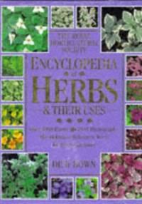 image of RHS Encyclopedia of Herbs & Their Uses
