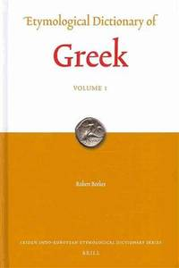etymological dictionary of greek review