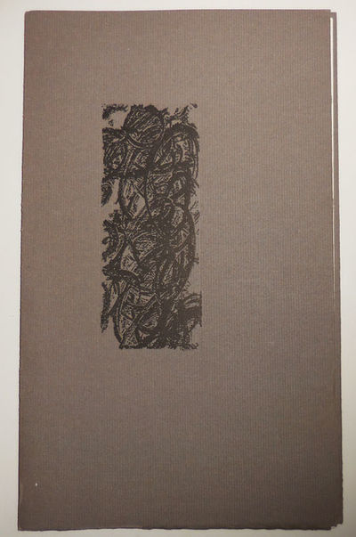 Toledo: Aureole Press The University of Toledo, 1997. First edition. Paperback. Near Fine. Tall sewn...