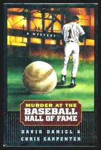 image of MURDER AT THE BASEBALL HALL OF FAME