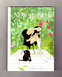 "The New Yorker - March 20, 2017. Deep State; F. Scott Fitzgerald, ""The I.O.U.""; Alex Timbers; Trump Trolls Press; Collecting Watches; Italian Fashion Designers; Opening Ceremony; Nazis On Drugs; 'Feud'; 'Frantz'; Mar-A-Lago; Satirizing Trump"