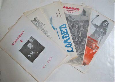Loaded. Nos. 4-8. 3/1/1971-5/14/1971