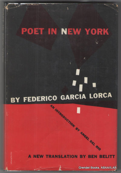 NY:: Grove Press,. Very Good in Very Good dust jacket. 1955. Hardcover. B0007FA25Q . Complete Spanis...