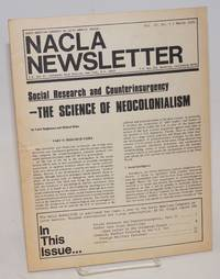 NACLA newsletter