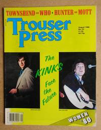 Trouser Press. August 1980. No. 53.