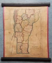 Map of Vermont, by Geo. White, Greenbush Vt.