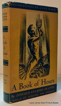A Books of Hours. Decorations by Lynd Ward.
