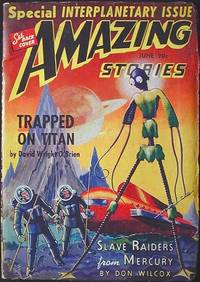image of Amazing Stories June 1940  Volume 14 Number 6