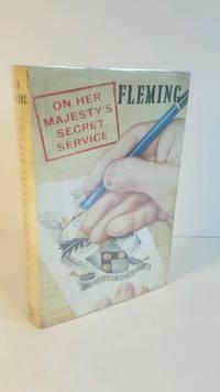 On Her Majesty's Secret Service -  Ian Fleming - 1st/1st - 1963