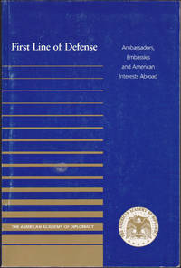 First Line of Defense by Robert V. Keeley (ed) - Paperback - May 2000 - from Books of the World (SKU: RWARE0000000530)