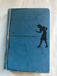 The Ghost of Blackwood Hall, The Secret at Shadow Ranch, The Secret of the Wooden Lady by Carolyn Keene - Hardcover - 1931 - from Vickson (SKU: 1032)