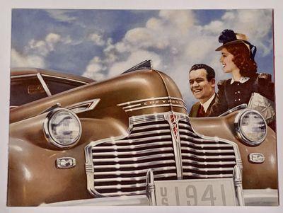 CHEVROLET 1941. Special Deluxe....