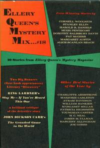 ELLERY QUEEN'S MYSTERY MIX #18: 20 STORIES FROM ELLERY QUEEN'S MYSTERY MAGAZINE
