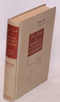 image of The year book of neurology, psychiatry and neurosurgery (1958-1959 year book series)