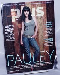 image of HIV Plus: research.treatment.life. culture [aka Plus and HIV+] November/December 2012: Pauley Perrette
