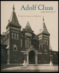 Adolf Cluss, Architect: From Germany To America