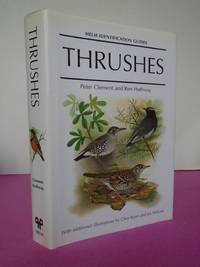 Thrushes (Helm Identification Guides)