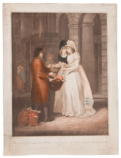 London: Published by Colnaghi & Co. No. 132 Pall Mall, 1794. Colour printed stipple engraving. Print...