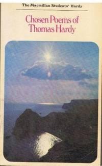 image of Chosen Poems of Thomas Hardy (Macmillan students' novels)