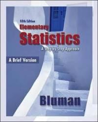Elementary Statistics: A Brief Version : A Brief Version
