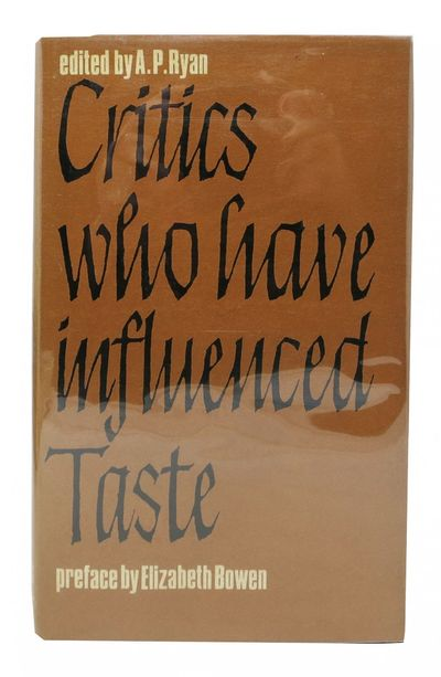 London: Geoffrey Bles Ltd, 1965. 1st edition (Sellery & Harris B35). Olive-brown cloth binding stamp...