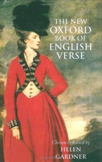The New Oxford Book of English Verse, 1250-1950 (Oxford Books of Verse)